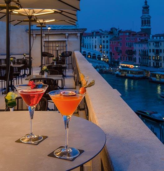 Ombrelloni Gaggio modello Professional a Venezia